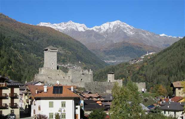 Castillo de Ossana