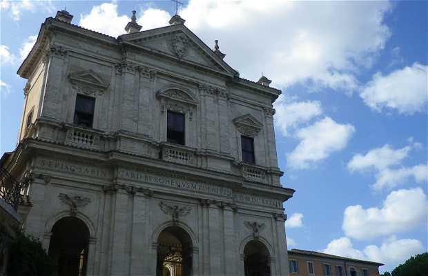 Capilla Salviati de San Gregorio Magno al Celio