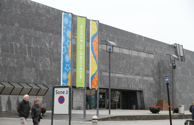 Museo del Petroleo