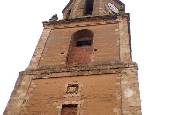 Torre dell'Orologio a Sahagún