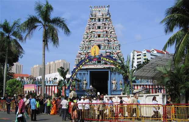 Temple Sri Srinivasa Perumal