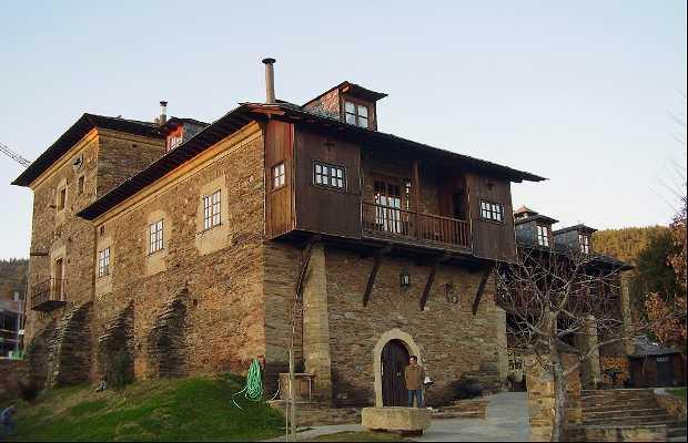 Palacio de Canedo Prada A Tope Restaurant