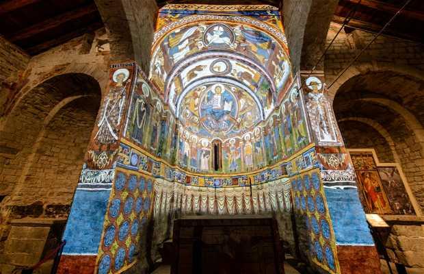 Eglise San Climent de Taüll