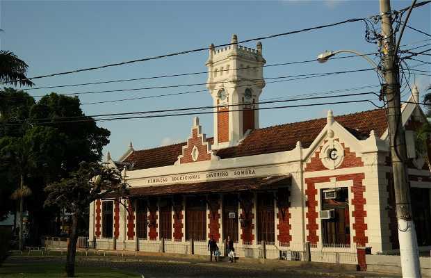 Estação Ferroviária de Vassouras (Antiga Estação Ferroviária)