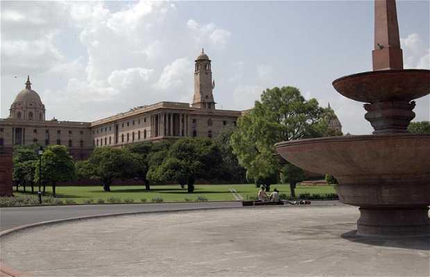 Parlamento de Delhi