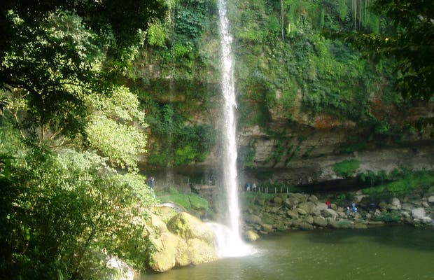 Cascade Misol Ha