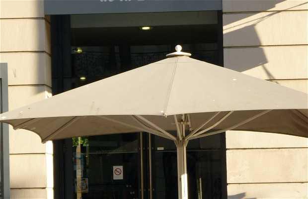 Café de la mode, Marsella, Francia