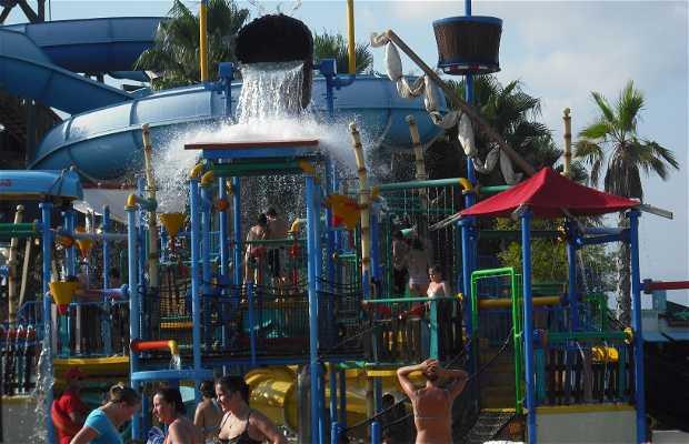 Parc aquatique Caraïbes