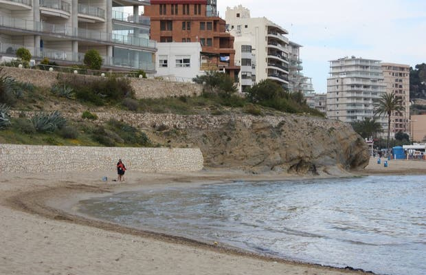Playa Cantal Roig