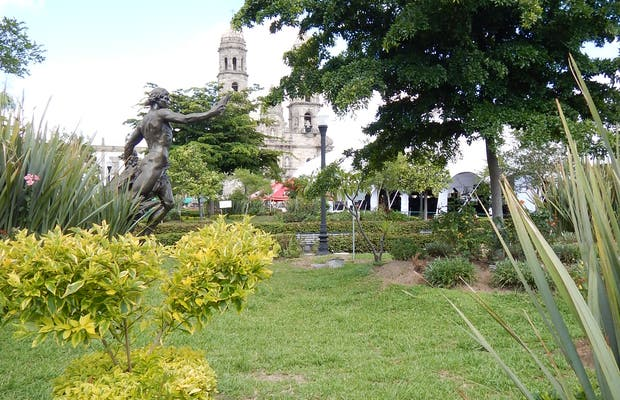 Plaza de las américas (Juan Pablo II)