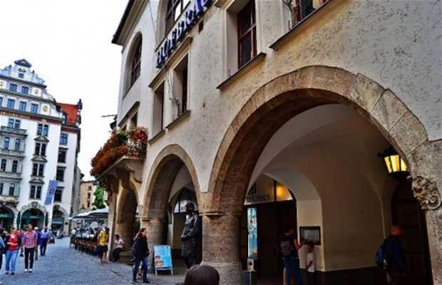 Cervecería HB Hofbräuhaus Traunstein