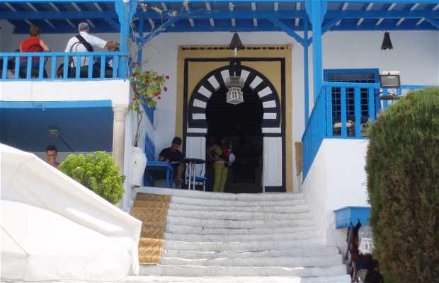 Café des Nattes o El Kahwa al Alya