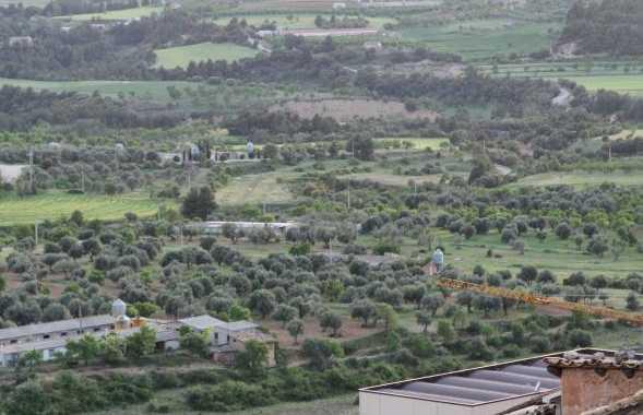 Parque aragonés de la vivienda en el medio rural