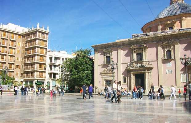 Praça da Virgem