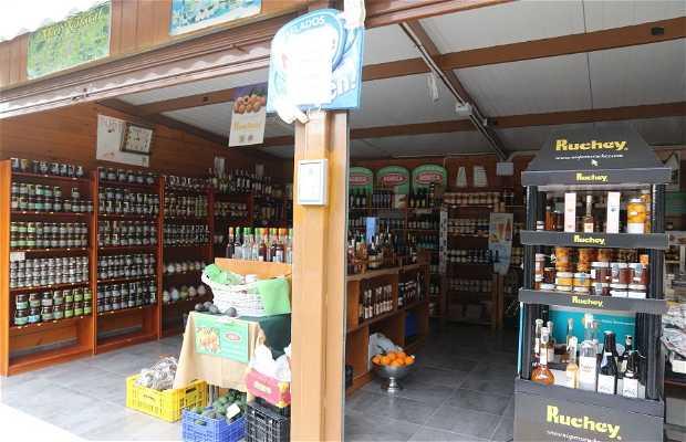 Tienda Fuentes del Algar