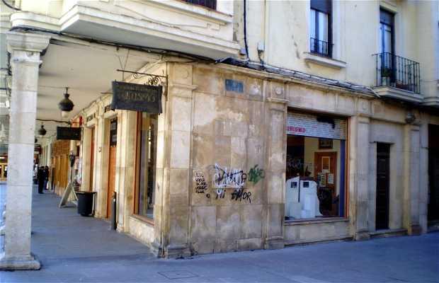 Centro de informação ao turista