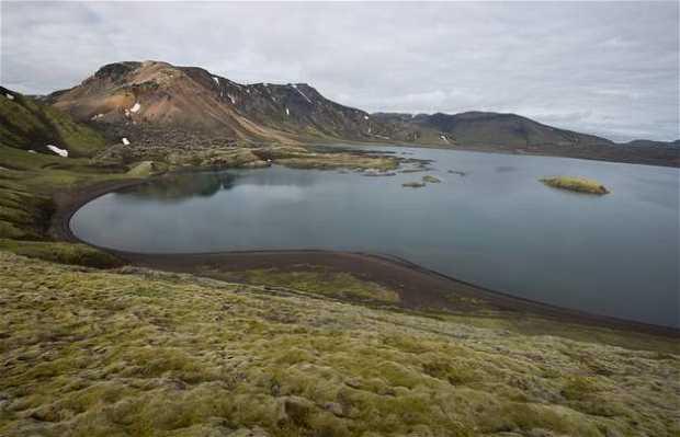 Lago Frostastaavatn