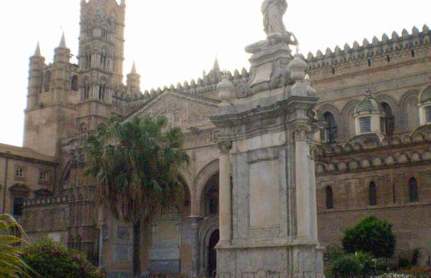 Monumento a Santa Rosalia