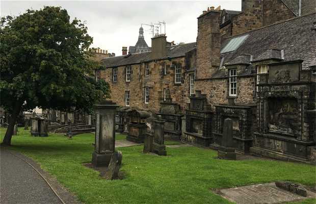 Cemitério Greyfriars