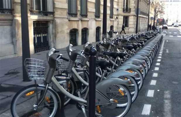 Vélib: Bicicletas Públicas