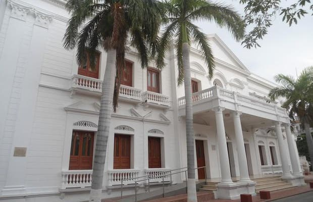 Palacio de Justicia