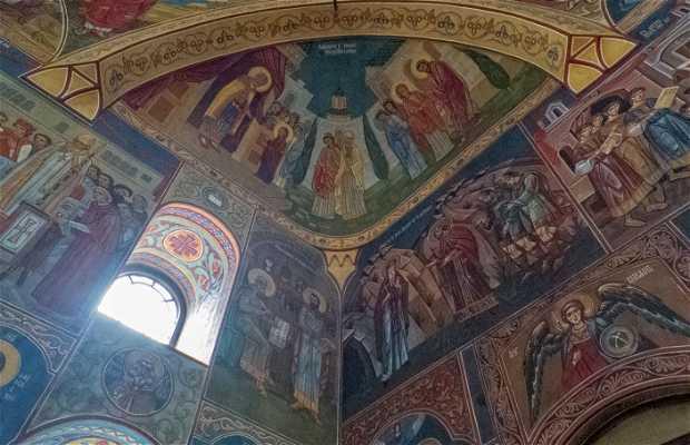 Iglesia de Sveti Sedmochislenitsi