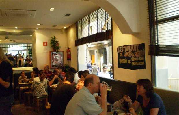 Ristorante Bilbao Berria di Barcellona