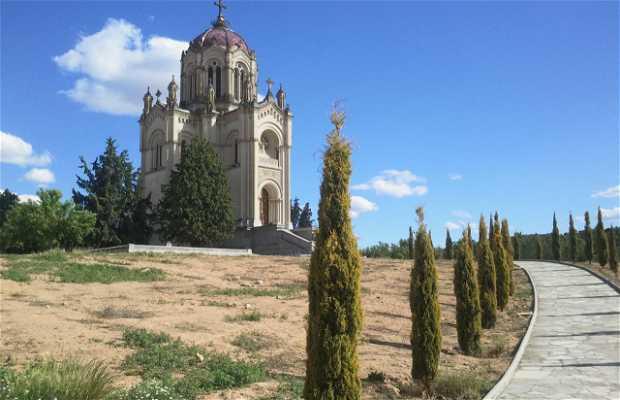 Panteón de la Condesa de la Vega del Pozo y Duquesa del Sevillano