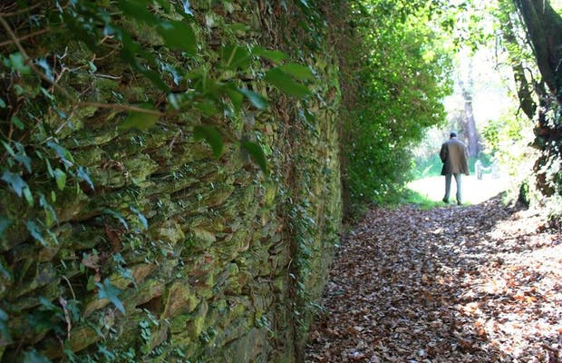 Les Corredoiras de n'importe quel village de Galice