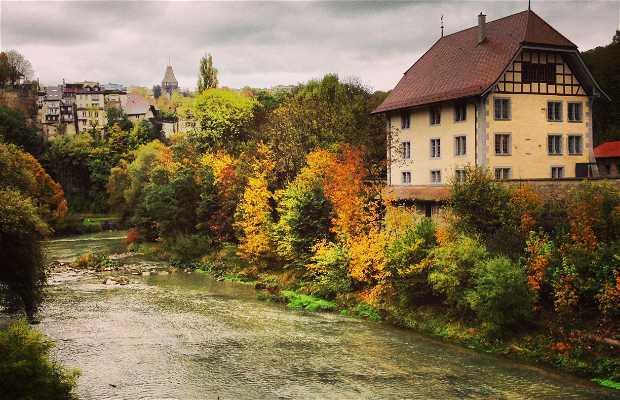 Un paseo por Friburgo