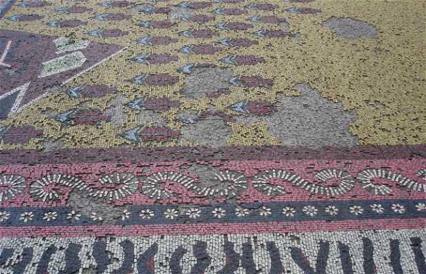 Mosaico de Place de l'Ecluse