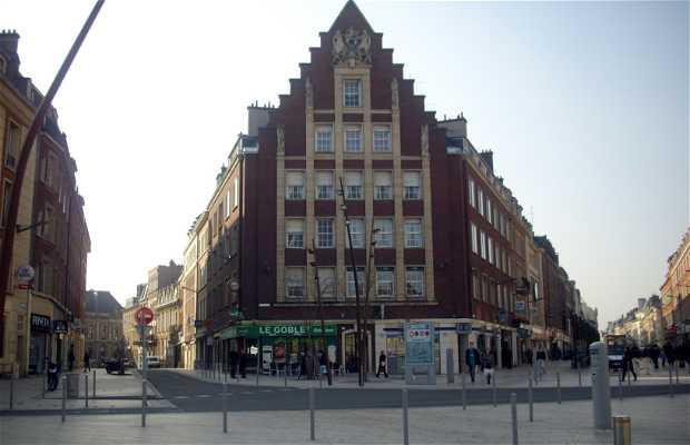 Plaza René Goblet