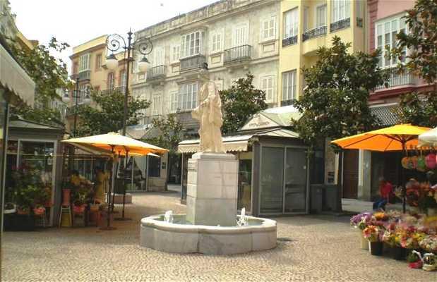 Monument to Columella