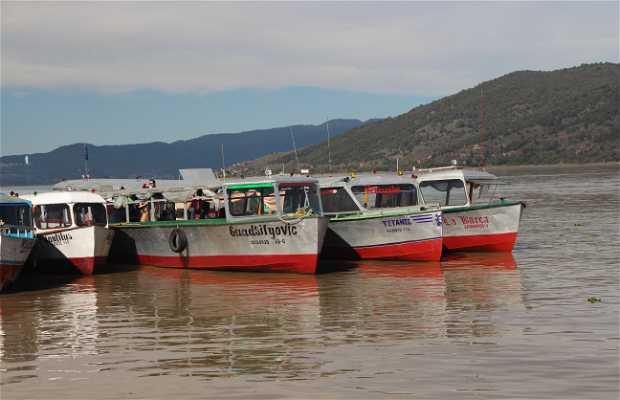 Muelle de Pátzcuaro