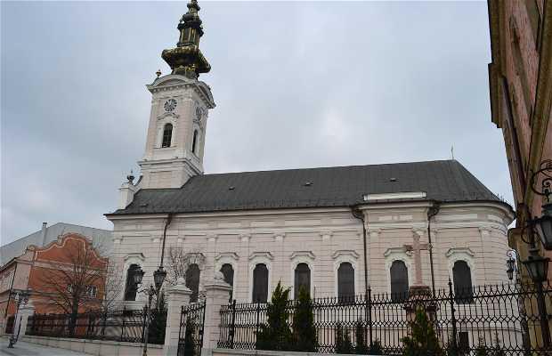 Cattedrale ortodossa di Novi Sad