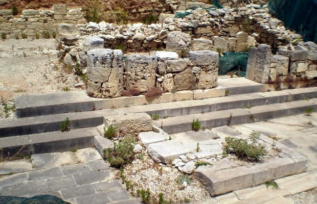 L'Agorà di Segesta