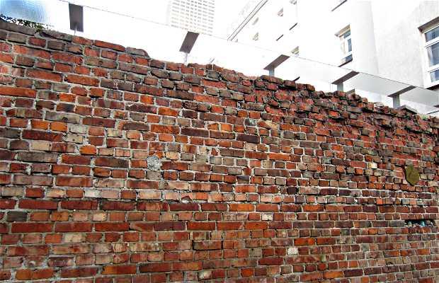 Mur du ghetto de Varsovie