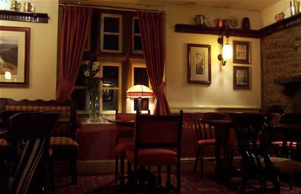 Old Hall Inn en Haworth, West Yorkshire