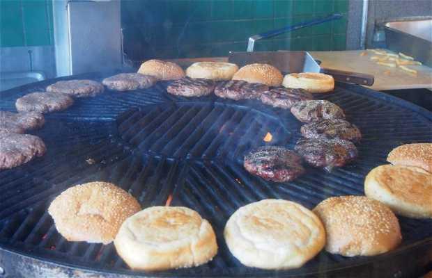 Hamburgers Sausalito