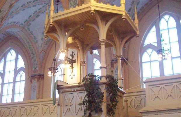 Iglesia de Joensuu