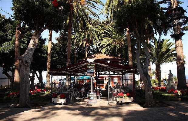 Parque Andrés Lorenzo Cáceres