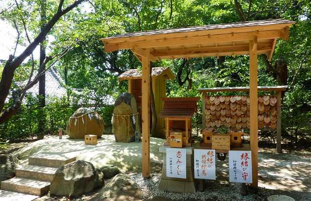 Sanctuaire Kuzuharaoka
