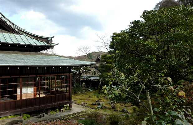 Templo Shokozan-Tokeiji