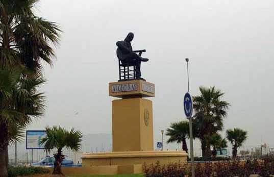 Monumento a Paco de Lucia