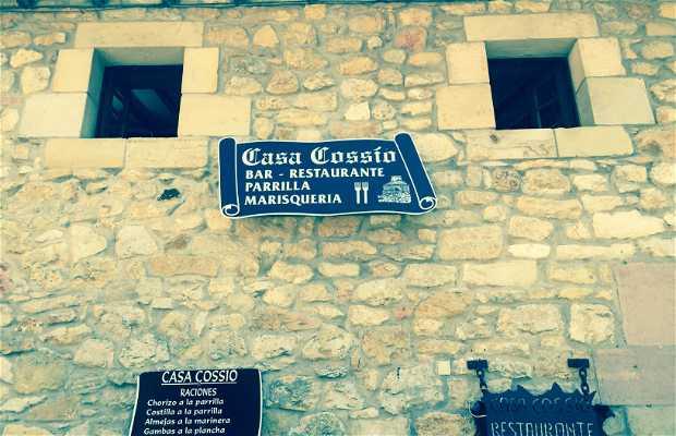 Restaurante Casa Cossío