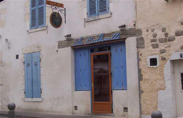 Pub La Calhutte a La Rochelle in Francia