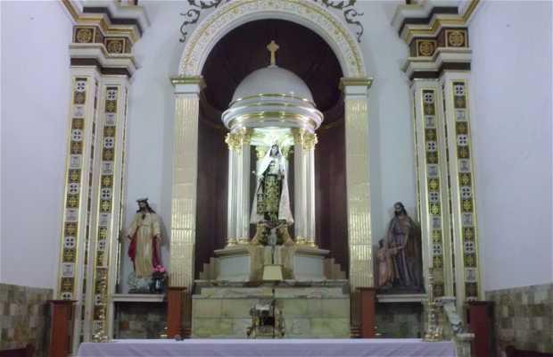 Templo y ex convento del Carmen Alto