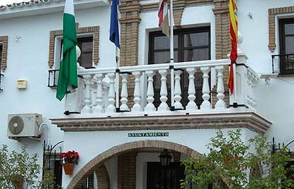 Hôtel de Ville de Alcaucín