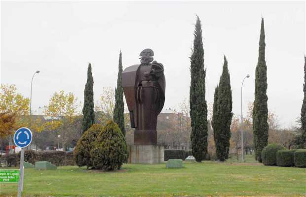 Estatua Marqués de Leganés