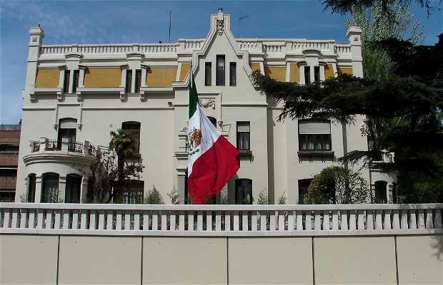 Embajada de m xico en espa a en madrid 1 opiniones y 4 fotos - Oficina turismo paris en madrid ...